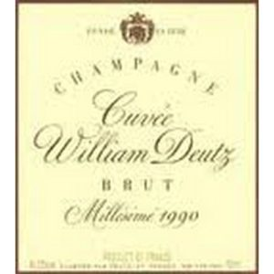 Cuvee William Deutz 1990