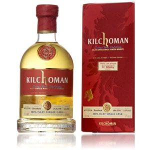 Kilchoman Denmark CASK 11 Bourbon Cask