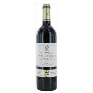 Ch. Lande de Bertin Bordeaux Blanc 2015