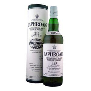 Laphroaig 10 år