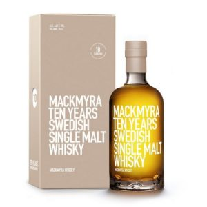 Mackymyra Ten Years 46