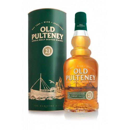 Old Pulteney 21 år