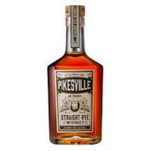 Pikesville 6 Year Old 110 Proof Straight Rye 55%