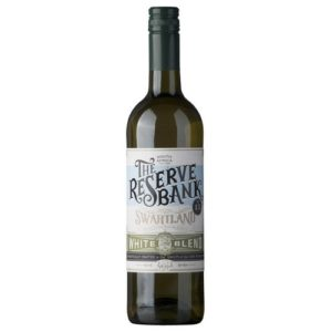 The Reserve Bank White blend 2015