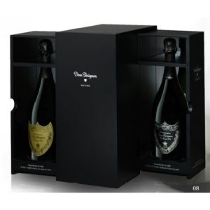Dom Perignon 1996 Side by Side