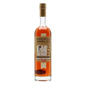Smooth Ambler Old Scout Straight Bourbon 10y
