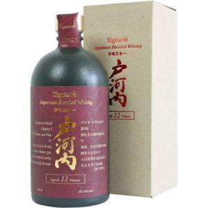 Togouchi 12 års Japansk Blended Whisky 40%