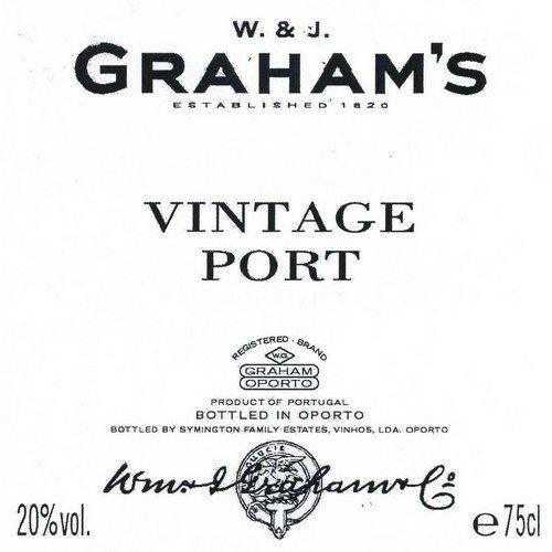Grahams 1980 Vintage Port