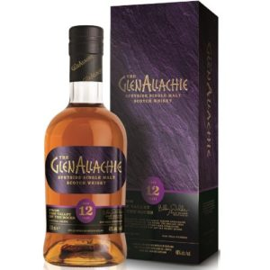 GlenAllachie – 12 Years Old Speyside Single Malt