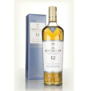 Macallan 12 Års Triple Cask